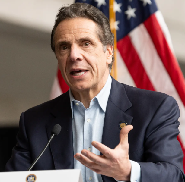 Andrew Cuomo, a famous politician, author and lawyer