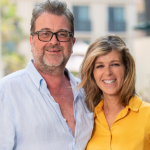 Kate Garraway with her husband, Derek Draper