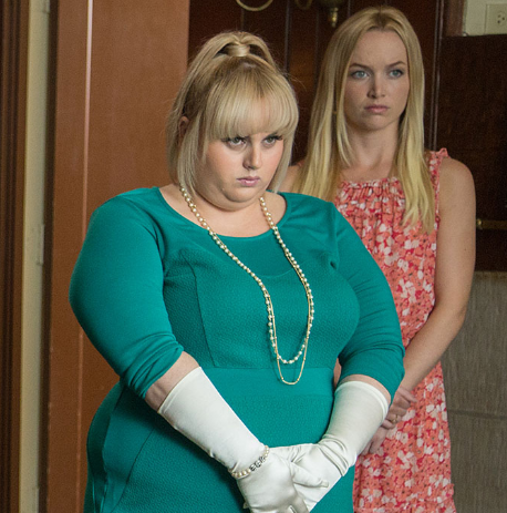Rebel Wilson in Pitch Perfect 3