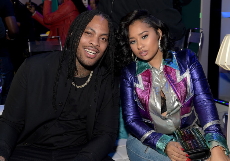 Tammy Rivera With Flame, her husband