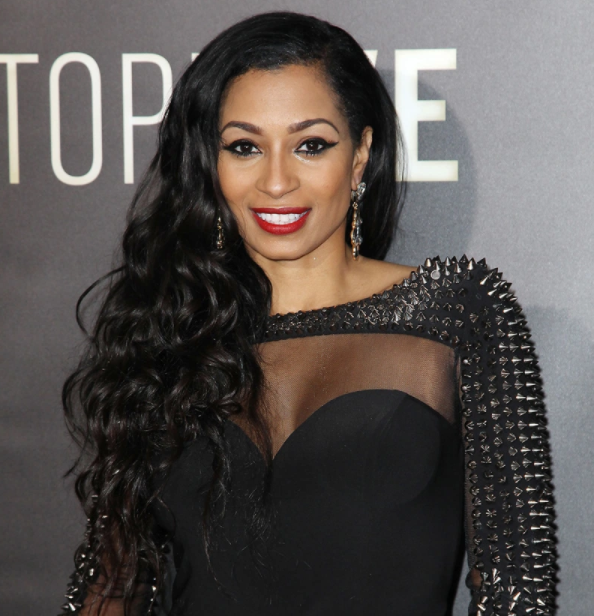 Karlie Redd, a famous TV personality