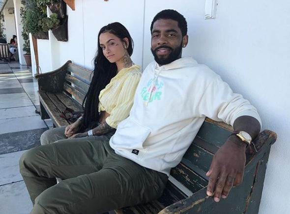 Kyrie Irving and Kehlani Relationship