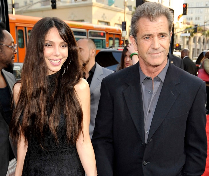 Mel Gibson dating