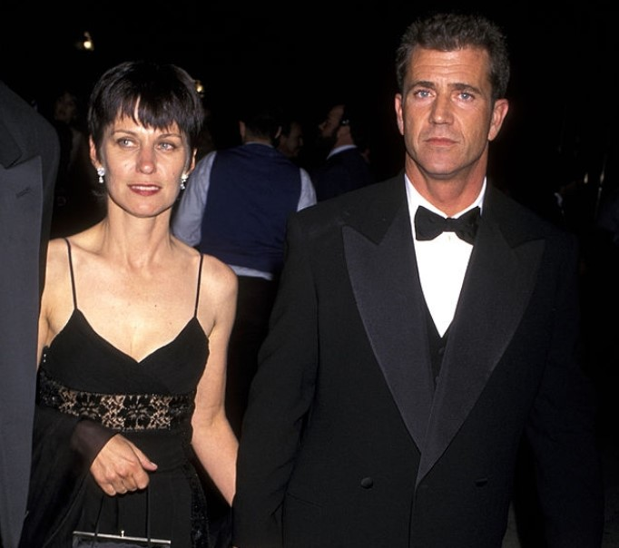 Mel Gibson wife
