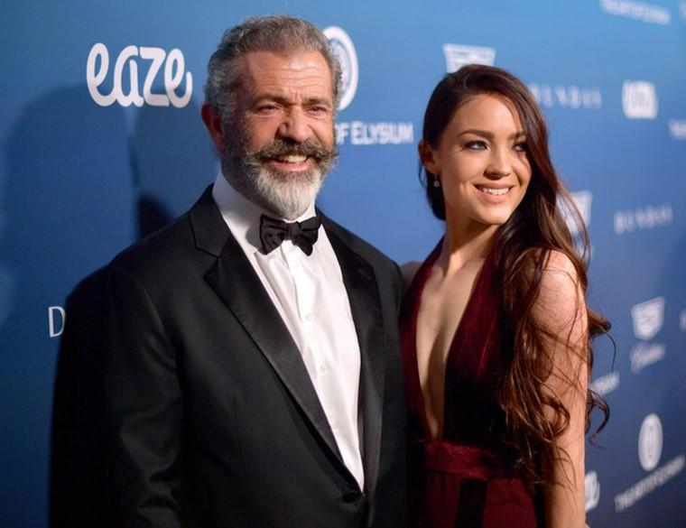 Mel Gibson girlfriend