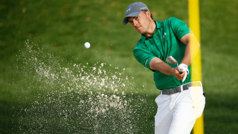 Jordan Spieth, a professional golfer