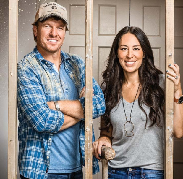 Chip Gaines and Joanna Gaines; Fixer Upper