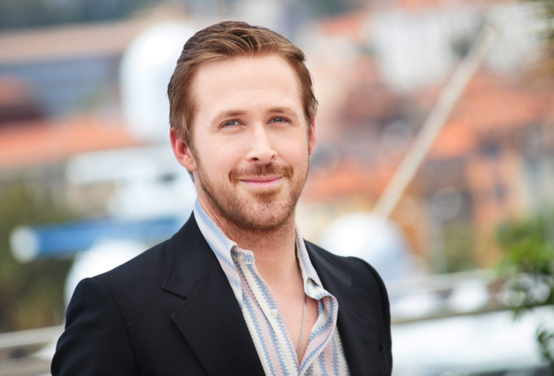 Ryan Gosling, a famous Canadian Actor