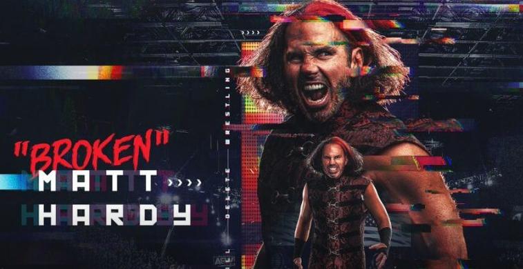 Matt Hardy debut in AEW Dynamite