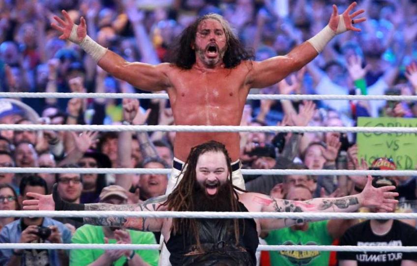 The Deleters of Worlds (Matt Hardy and Bray Wyatt)