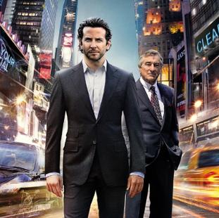 Robert De Niro In The Movie Limitless With Bradley Cooper