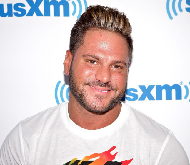 Ronnie Ortiz-Magro, one of the eight main casts in the MTV reality series, 'Jersey Shore'