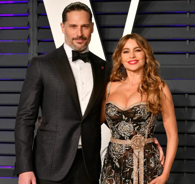 Joe Manganiello and his wife, Sofia Vergara