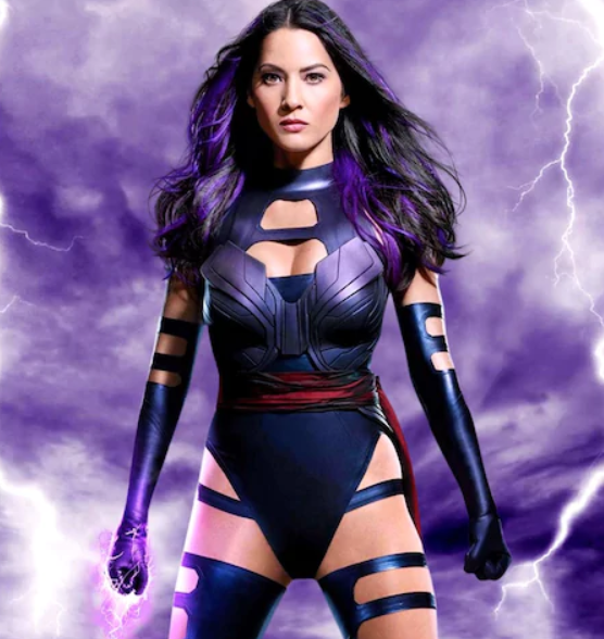 Olivia Munn in X-Men Apocalypse