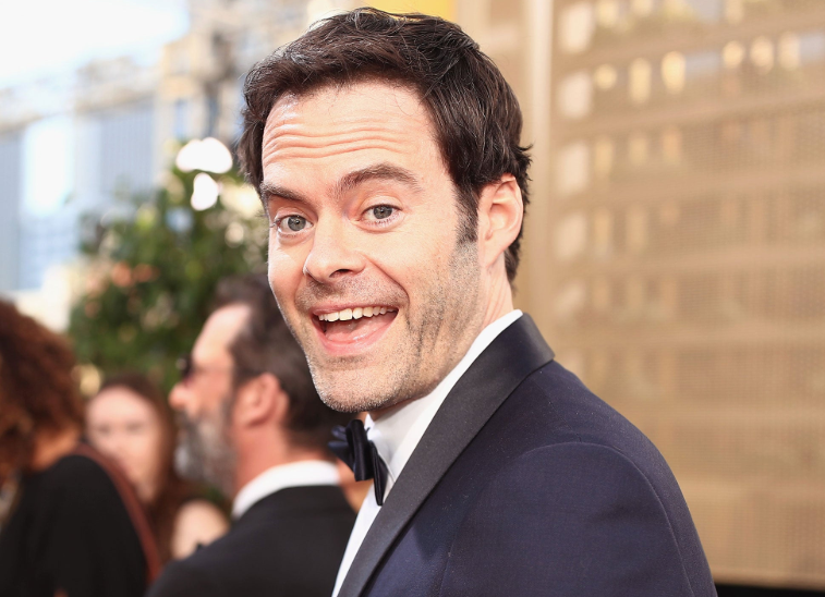 Bill Hader, a famous actor and comedian