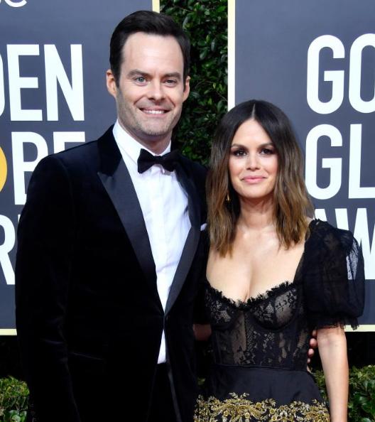 Rachel Bilson and Bill Hader have reportedly broken up