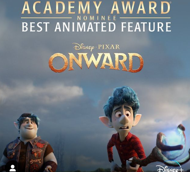 Wilmer Valderrama voiced Gaxton in the 2020 Disney film 'Onward'