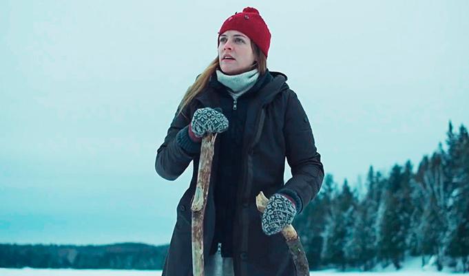 Alicia Silverstone in the 2019 movie The Lodge