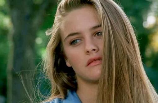 Alicia Silverstone in the movie The Crush