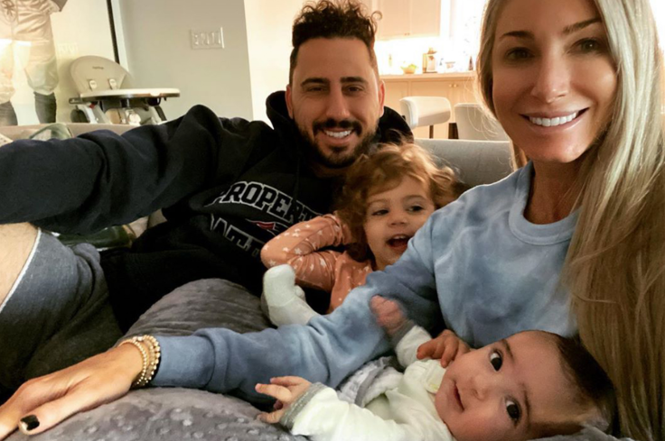 Josh Altman with his wife Heather and their children