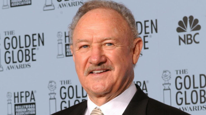 Gene Hackman, a famous retired actor and novelist