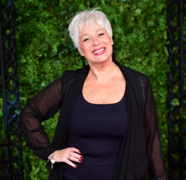 Denise Welch, a famous actress and TV personality
