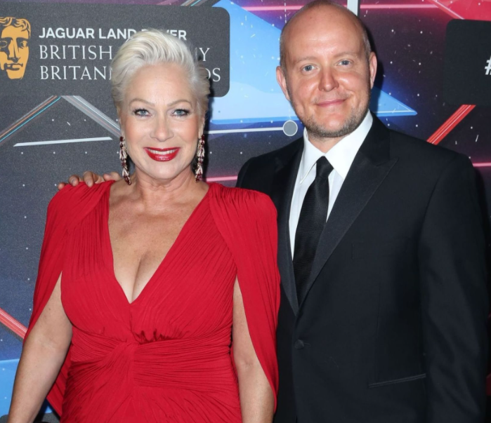 Denise Welch and her husband, Lincoln Townley