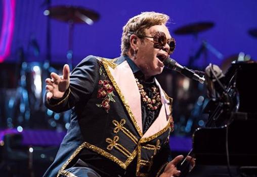 Elton John's Performance