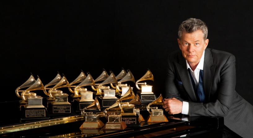 Grammy Award Winning musician, David Foster