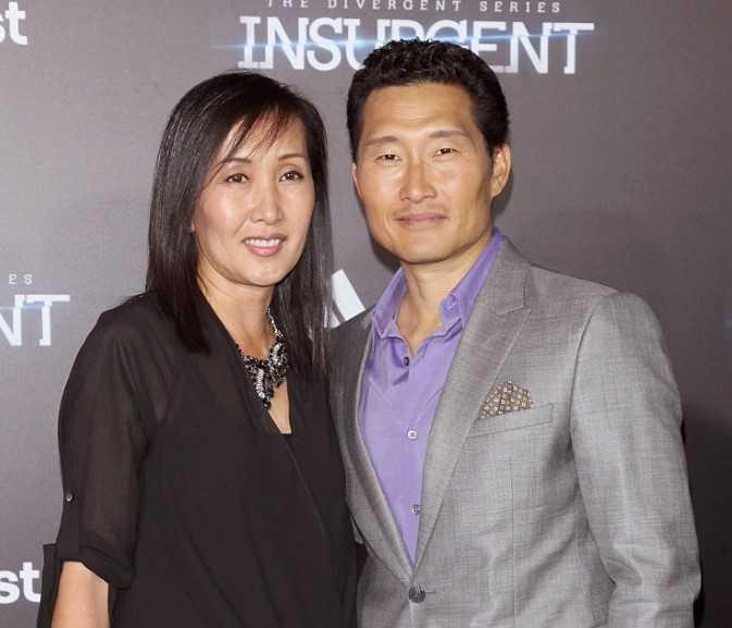Daniel Dae Kim Wife