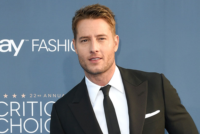 Justin Hartley, a famous actor