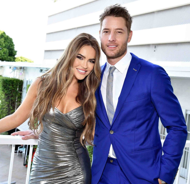 Justin Hartley and Chrishell Stause Divorced