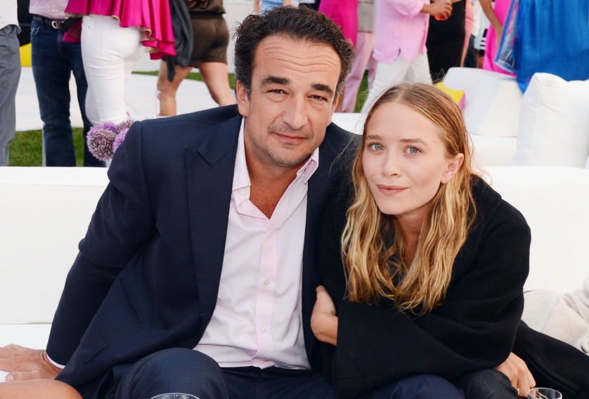 Mary-Kate Olsen files divorce for her husband, Olivier Sarkozy