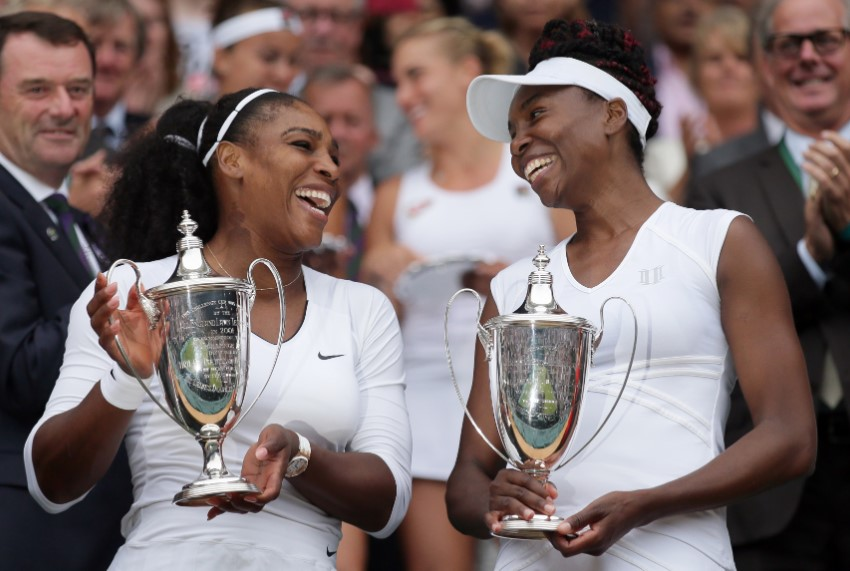 Venus Williams titles