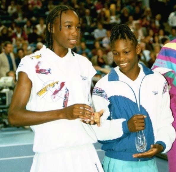 Venus Williams Siblings