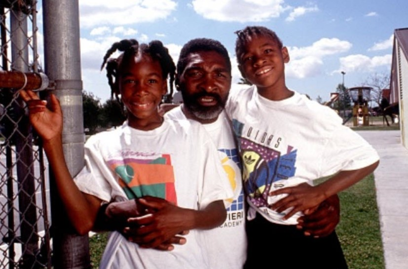Venus Williams parents