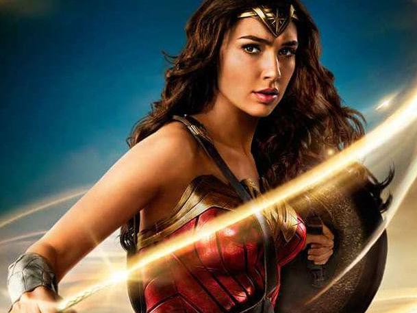 Gal Gadot In Wonderwoman