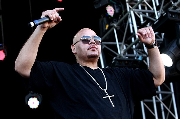 Fat Joe in a concert