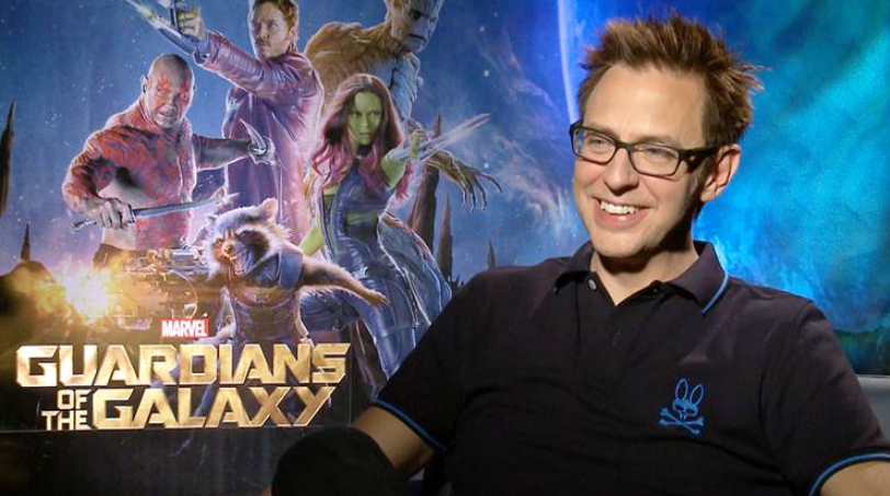 Director of Guardians of the Galaxy