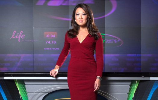 Melissa Lee, a famous Reporter for CNBC