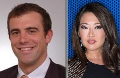Melissa Lee's Husband (Left)