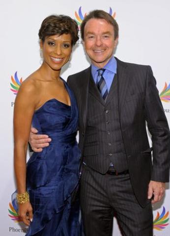 Sade Baderinwa With Her Rumored Boyfriend, Martin