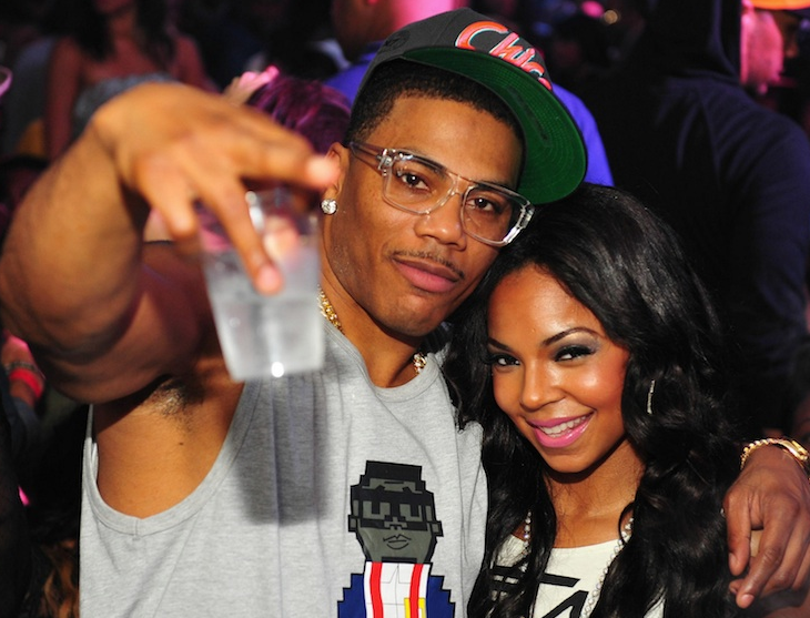 Ashanti splits with her long term boyfriend, Nelly