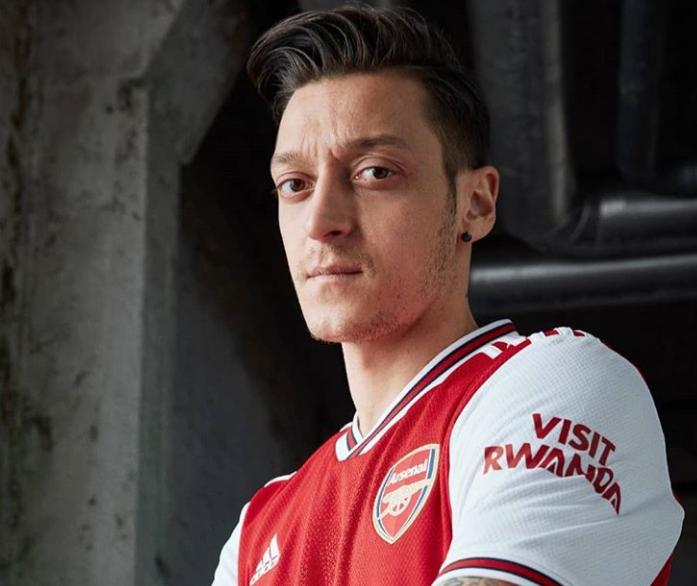 Mesut Ozil, a famous footballer for Arsenal