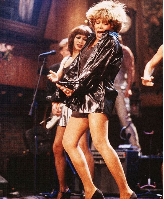 Tina Turner Saturday Night Live