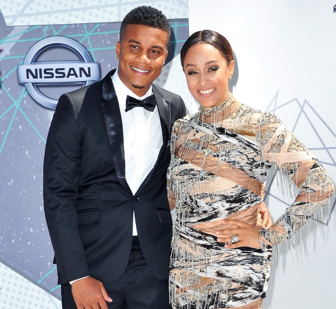 Tia Mowry married