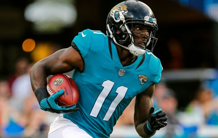 Marqise Lee, a famous wide receiver