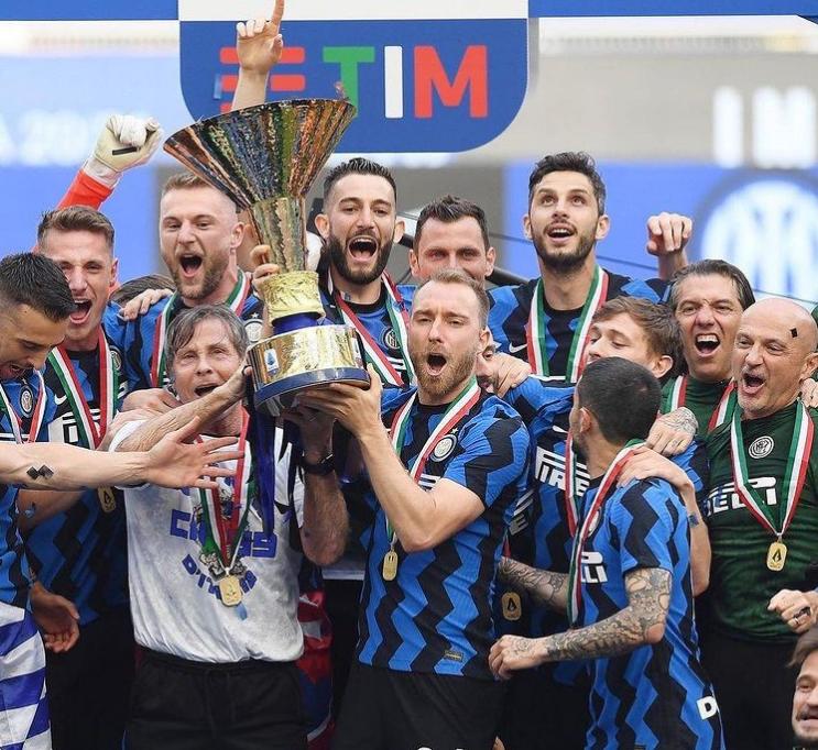 Christian Eriksen Inter Milan 2020