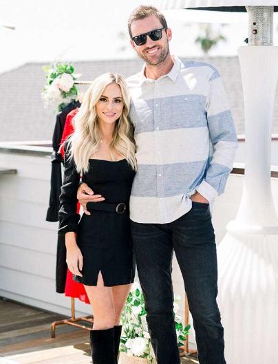 Amanda Stanton with her ex-boyfriend Bobby Jacobs
