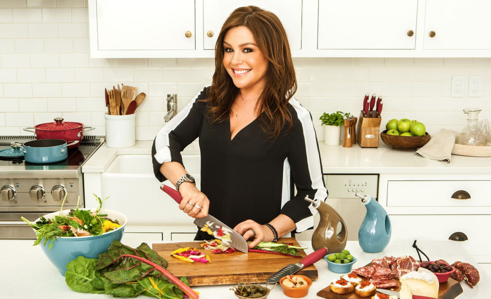 Rachael Ray, a famous American television personality and cook